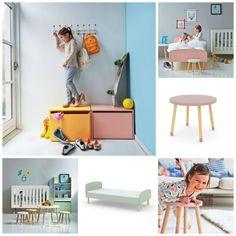 decoración infantil nórdica. Flexa, by Petit-on