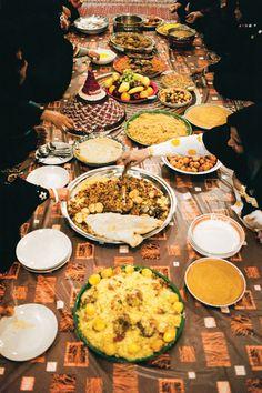Breaking the Fast: Celebrating Ramadan in The United Arab Emirates   SAVEUR