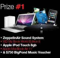 Be in to Win $3,500 worth of prizes with the Epic Music Giveaway