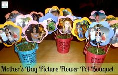Looking for that perfect Mother's Day gift? Check out these 25 pretty Mother's Day Crafts for Kids. They are also great crafts and gifts to make as Christmas and birthday presents for women. Best Mothers Day Gifts, Mothers Day Crafts For Kids, Inexpensive Mother's Day Gifts, Mothers Day Flower Pot, Easy Mother's Day Crafts, Kids Crafts, Toddler Crafts, Preschool Crafts, Mothers Day Pictures