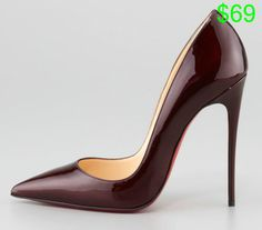 Stunning! Christian Louboutin So Kate pumps $625