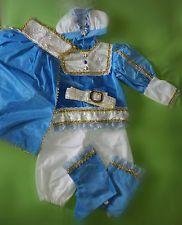 Costume Carnevale Piccolo Principe Azzurro Taglia Anni 2 Bambino