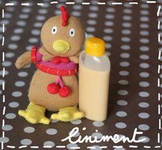 Recette du liniment pour bébé : Rien de plus facile, pour nettoyer en douceur les fesses de bébé, il vous faut : moitié huile d'olive et moitié eau de chaux