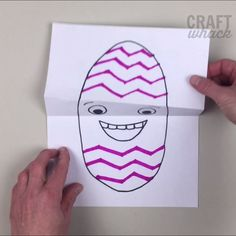 Easter Egg Drawings The post Surprise! Easter Egg Drawings appeared first on Knutselen ideeën. Easter Arts And Crafts, Easter Crafts For Kids, Spring Crafts, Preschool Crafts, Holiday Crafts, Easter Drawings, Drawing Projects, Drawing Ideas, Art Lessons