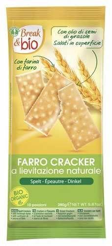 Prezzi e Sconti: #Break and bio spelt cracker biological  ad Euro 3.38 in #Probios srl #Food natural food