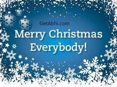 GetAbi.com It's been a #great #year! Thanks for being a part of it.#merrychristmas
