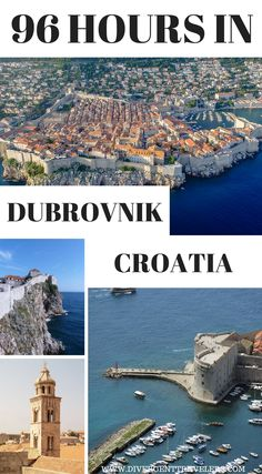 96 Hours in Dubrovnik, Croatia. Planning a trip to Dubrovnik, Croatia? Use our 96-hour Dubrovnik vacation travel guide for the perfect long weekend itinerary, including the best accommodations, attractions and restaurants. Click to read: 4 Day Dubrovnik G