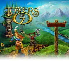 Tower of OZ - Full 66.55MB | www.ohgamegratis.blogspot.com