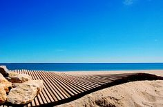 The White Coast or Costa Blanca in the Mediterranean has some of the most amazing beaches in Spain!