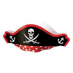 Free Pirate Theme Printables ♥ Fleece Fun