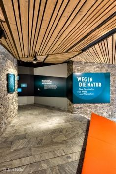 Germany's National Park exhibition