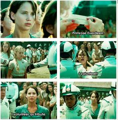 The Hunger Games trailer... this scene DESTROYED me. Freeze from a gif at summcohen.tumblr.com