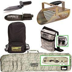 awesome Garrett Metal Detector Accessory 5 Pack - Camo Soft Case +…  http://www.findthatbounty.com/