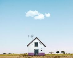The house of clear minds  . . #sejkko_lonelyhouses . . by sejkko