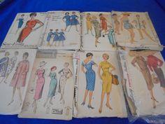 All Sz 14 U Pick 1950s 1960s Sewing Patterns by AngieFoundit4U