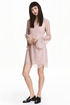 Pitsimekko - Vanha roosa - Ladies   H&M FI