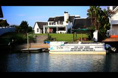 Brisan on the Canals B&B - Accommodation St Francis Bay South Africa - Africa Travel Channel Travel Channel, St Francis, Sunshine Coast, Africa Travel, B & B, South Africa, Coastal, Saints, Mansions