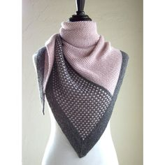 Pink Graphite Knitting pattern by Melanie Rice Source by c. - Pink Graphite Knitting pattern by Melanie Rice Source by clothes for teachers - Knitted Shawls, Crochet Shawl, Knit Crochet, Sweaters Knitted, Knitted Baby, Baby Sweaters, Knitted Blankets, Baby Blankets, Knitting Projects