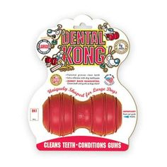Dental Kong -- Want to know more, click on the image.(This is an Amazon affiliate link)