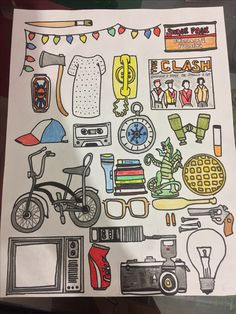 Stranger Things ♥️ halloween a lapiz faciles Bobby Brown Stranger Things, Stranger Things Aesthetic, Eleven Stranger Things, Stranger Things Netflix, Bullet Journal Ideas Pages, Bullet Journal Inspiration, Cool Art Drawings, Easy Drawings, Cute Wallpapers