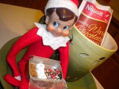 Elfie Elf donuts