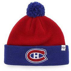 Montreal Canadiens '47 Brand Toddler Bam Bam Knit Beanie - Shop.Canada.NHL.com