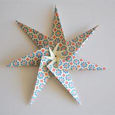 origami tannenbaum falten origami tanne falten. Black Bedroom Furniture Sets. Home Design Ideas