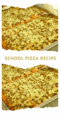 Pizza Recipes, Lunch Recipes, Casserole Recipes, Beef Recipes, Dinner Recipes, Cooking Recipes, Food Dishes, Main Dishes, Good Food