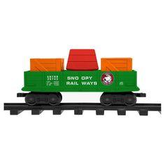Lionel Snoopy Railroad G-Gauge Gondola