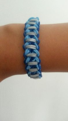Warrior rainbow loom