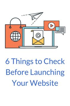 Launching your website is exciting, but it can easily become a stressful  experience for your 59c2841f23