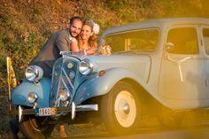 Vintage wedding photoshoot