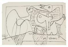 le_corbusier__ich_traeumte__1960__zeichnung___c__vg_bild-kunst__bonn_2015__fondation_le_corbusier.jpg (2362×1626)