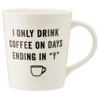 Novelty Mugs, Expression Mugs, Canada Mugs, and more!