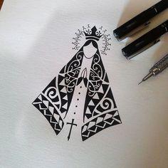 Resultado de imagem para nossa senhora maori