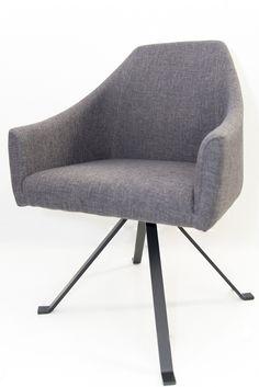 Copenhagen Swivel Armchair