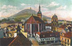 Brüx - Dekanalkirche, Glockenturm, Landeswart