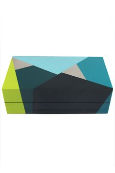 Oblique Box - I can paint one just like this myself!