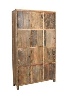 Love this recycled teak locker  / Living Roots