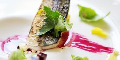 James Sommerin's mackerel recipe is a creative take on mackerel fillets. Pickled beetroot, horseradish and white chocolate add a daring taste to the mackerel. Fish Recipes, Seafood Recipes, Horseradish Recipes, Mole Sauce, Mackerel Recipes, Great British Chefs, Beef Steak, Delicious Chocolate, Savoury Dishes