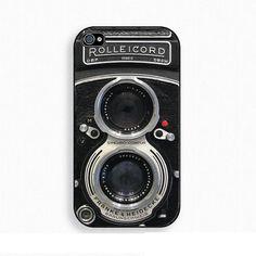 Vintage Camera Cellphone Case