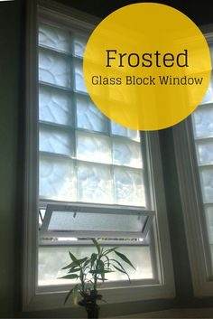 Frosted Gl Block Windows Provide Privacy And Light Without Curtains In This Country Home Click