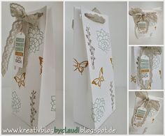 A Stampin' Up! Envelope Punch Board, Stampin Up Catalog, Stamping Up Cards, Diy Box, New Toys, Bag Making, Origami, Wraps, Boxes