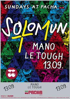 Solomun +1 at Pacha Ibiza