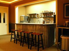"""Common Ground"" Cafe, before! ""Common Ground"" Cafe, after!"