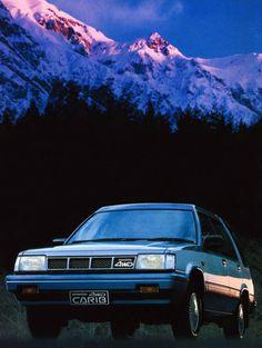 Toyota Sprinter Carib (AL25G) '1986–88