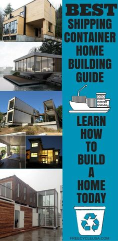 Container House - Build A Shipping Container Home Guide - Who Else Wants Simple Step-By-Step Plans To Design And Build A Container Home From Scratch?