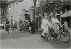 Godevaert Montensstraat. Toen 1933