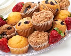 Brain-Healthy Muffins - Powered by @ultimaterecipe