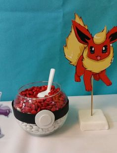 Pokemon Birthday Party Ideas   Photo 9 of 14